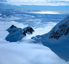 Shifting influences on Antarctic climate