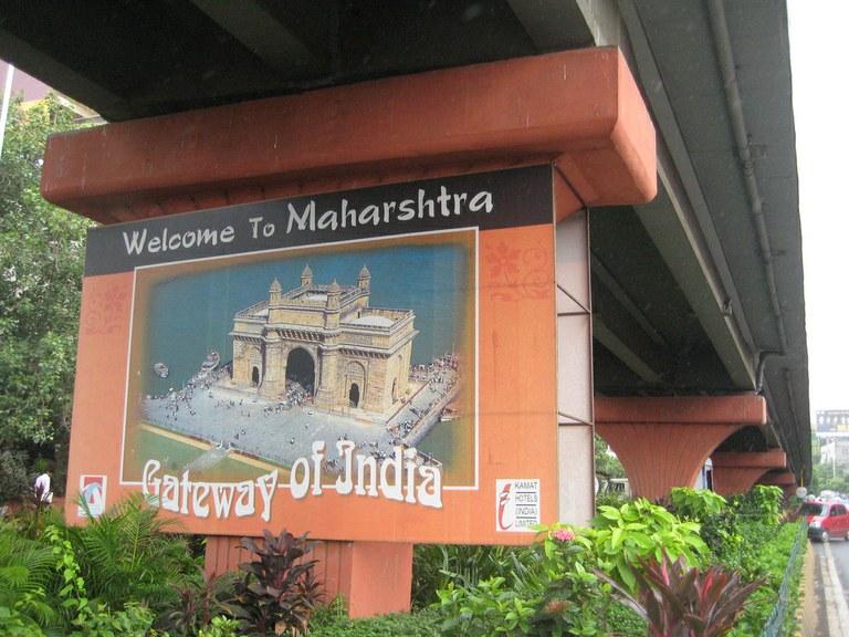 Vertical urbanism in Mumbai