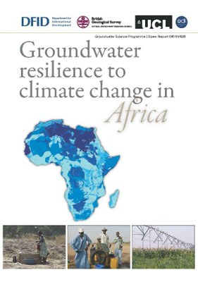 Substantial groundwater resources underlie Africa
