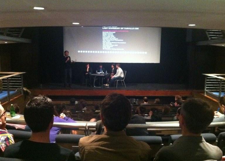 Urban verticality film screenings