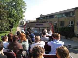 Hear the Creative City Limits bus tour of East London!