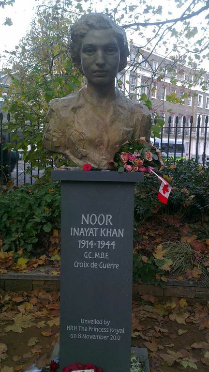 Returning Noor to Gordon Square