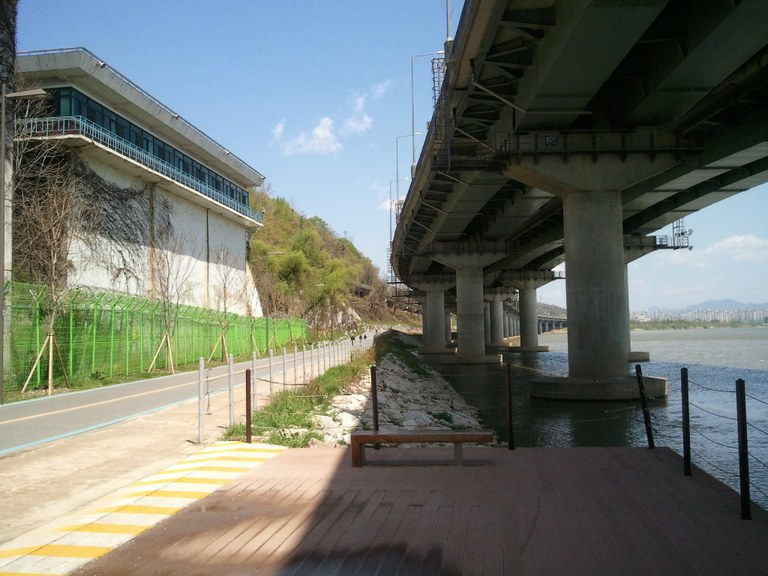 Reuse of Guui Pumping Station in Seoul