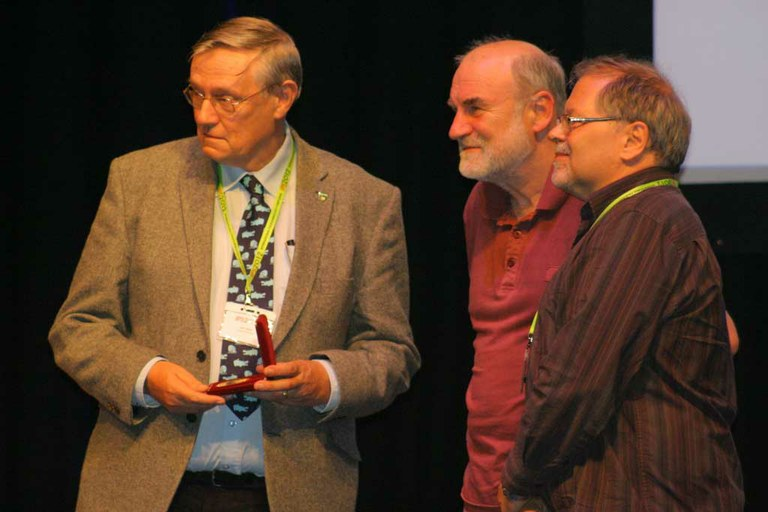 Success of International Paleolimnology Symposium 2012