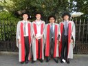 This year's UCL Graduation Ceremony