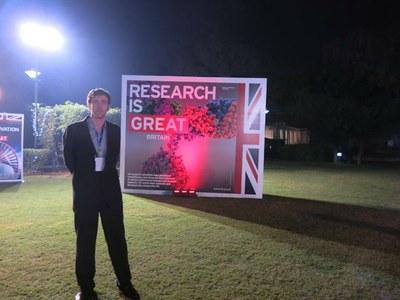Celebrating UK-India collaboration