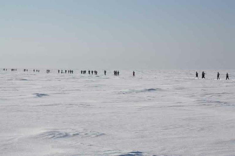 Latest expedition to Lake Baikal