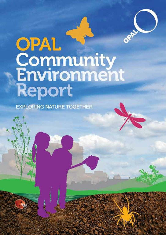 OPAL Community Environment report launched at the House of Lords