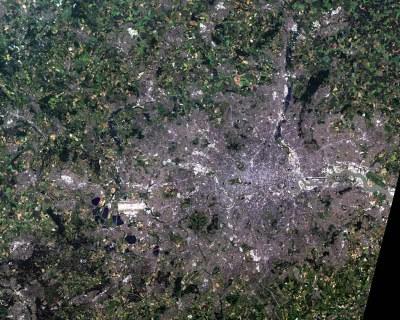 London in July 2013