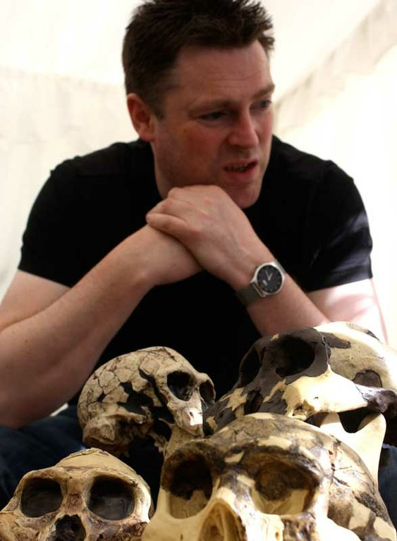 Human evolution driven by climate change