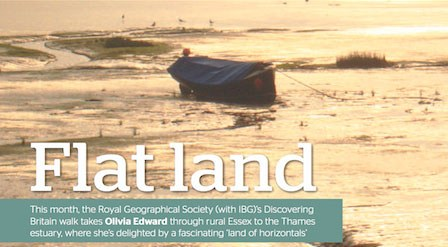 Discovering the Flat Lands