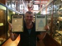 GI Geog gets Platinum Sustainability Award