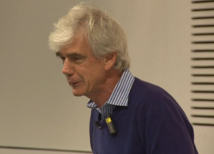 John Holloway lecture now available online