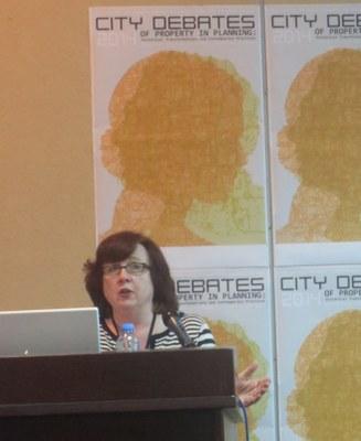 City Debates: Of Property in Planning