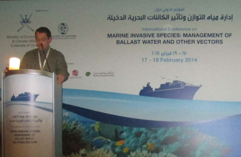 Managing invasive species in the Gulf
