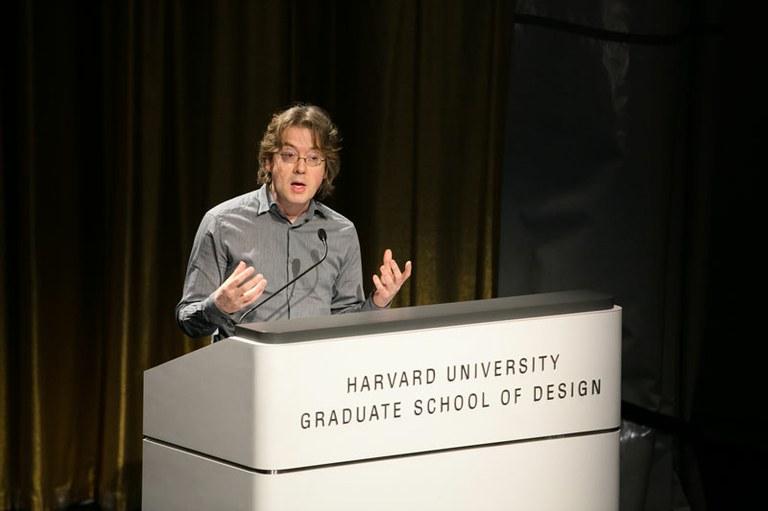 Periodicities and metabolisms: Matthew Gandy at Harvard