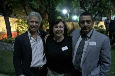 Ann Varley in UCL visit to Mexico