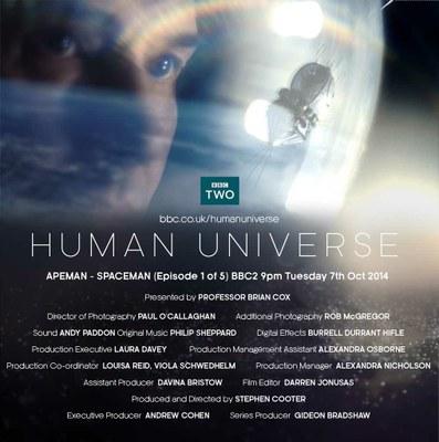 Human Universe: Early Human Evolution