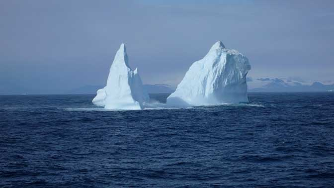 Cold snaps preceded iceberg pulses during the last Ice Age