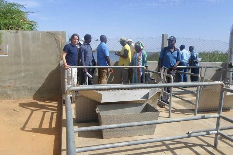 AfriWatSan project launched in Dakar