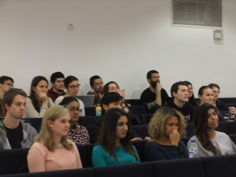 Career choices for UCL Geographers