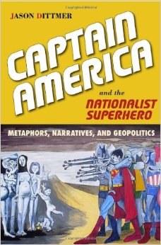 Jason Dittmer on superheroes and fascism