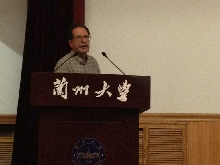 ECRC at International Paleolimnology Symposium