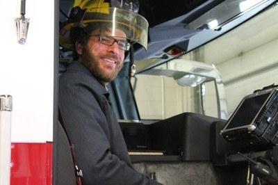 """Jason Dittmer a UCLU """"Outstanding Teacher"""" for 2016"""
