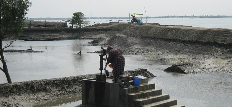 Contamination of groundwater in Indo-Gangetic Basin