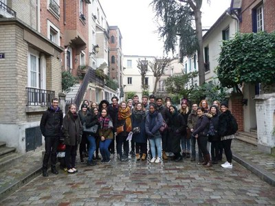 UCL Geographers flâneurs for a week?