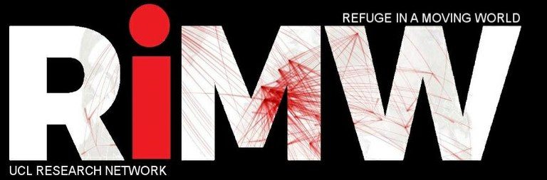 'Refuge in a Moving World' research network adopts new logo