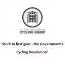 'Stuck in first gear - the Government's Cycling Revolution'