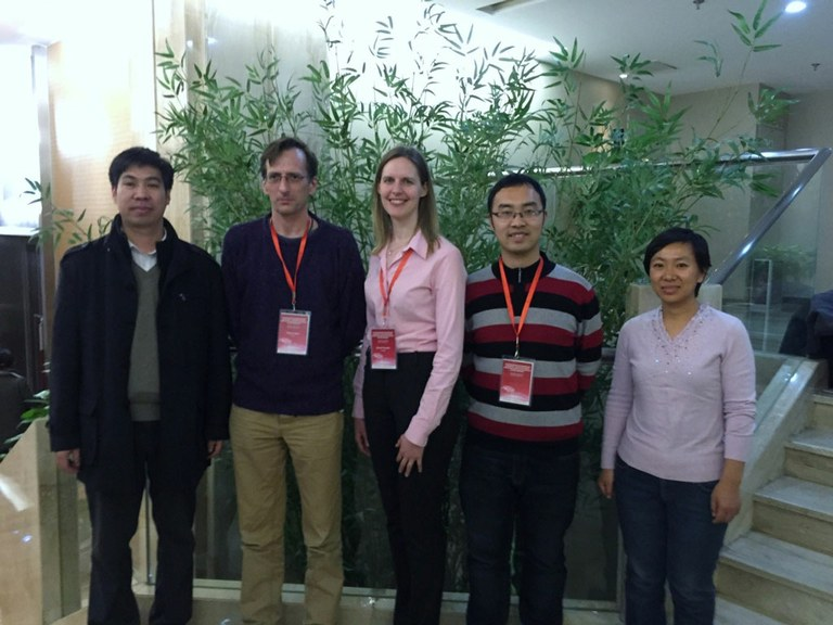 New UK-China project on use of remote sensing in regional crop monitoring