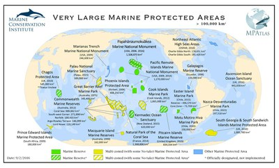 Are remote 'marine protected areas' a diversion?