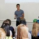 UCL Provost's Teaching Award goes to Joe