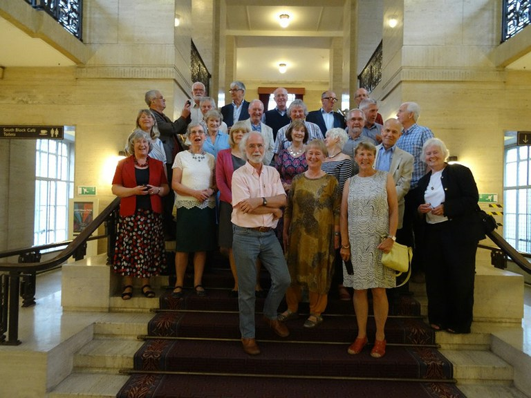 Fiftieth anniversary of a distinguished year