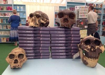 Mark Maslin at Hay Festival