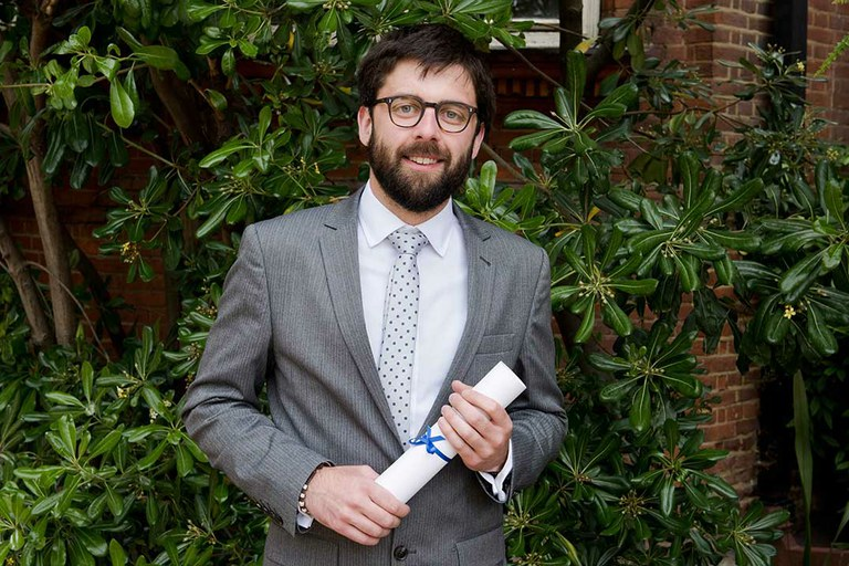Royal Geographical Society Award for James