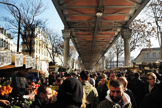 Picturesque in Paris