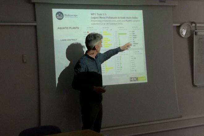 Assessing stresses on freshwater habitats