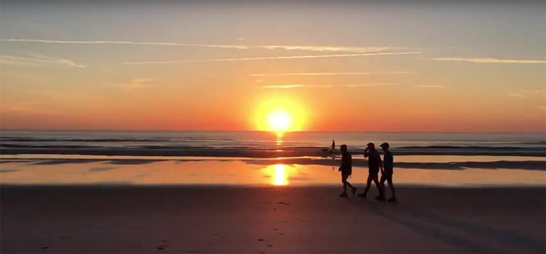 YouTube video of 3rd year UCL geographers in Florida