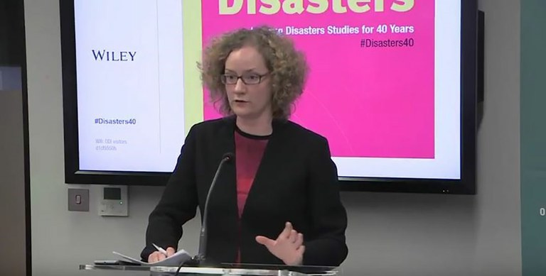 Improving disaster studies and responses