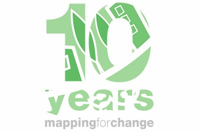 10 years of Mapping for Change