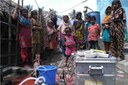 Deep groundwater in coastal Bengal basin remains uncontaminated