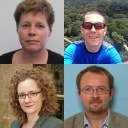 Four new professors