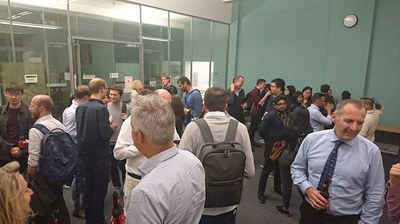 Launch of Geo+Data London