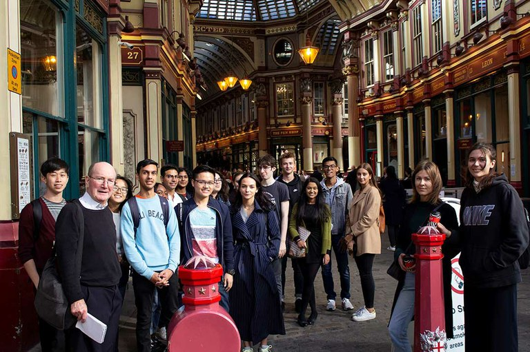 New UCL Geographers explore London