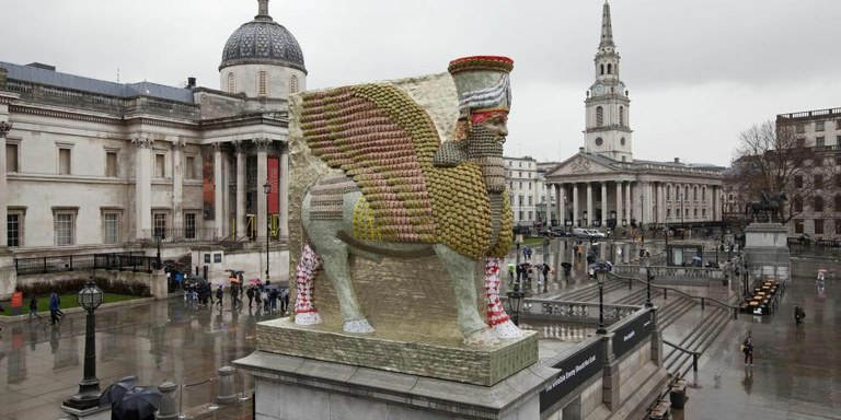 Rethinking Britain's Iraq War Through Art