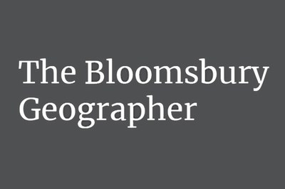 The Bloomsbury Geographer relaunched