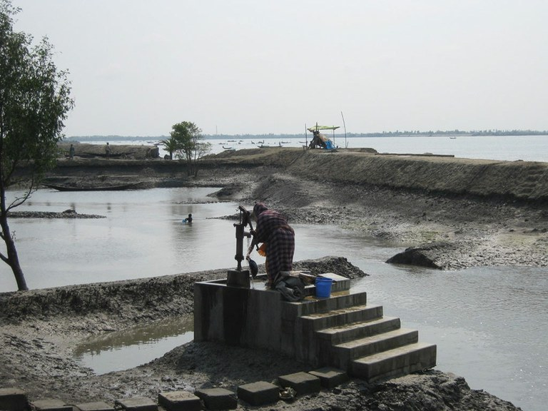 Groundwater as an essential resource in the tropics
